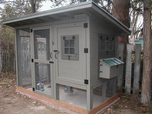 Boisemarker's Chicken Coop - BackYard Chickens Community