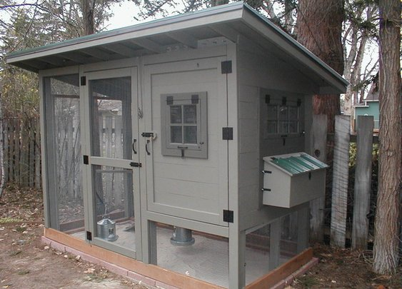 Boisemarker's Chicken Coop - BackYard Chickens Community