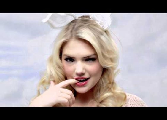 Happy Easter from Kate Upton      - YouTube