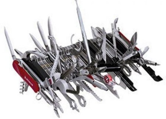 Epic Swiss Army Knife