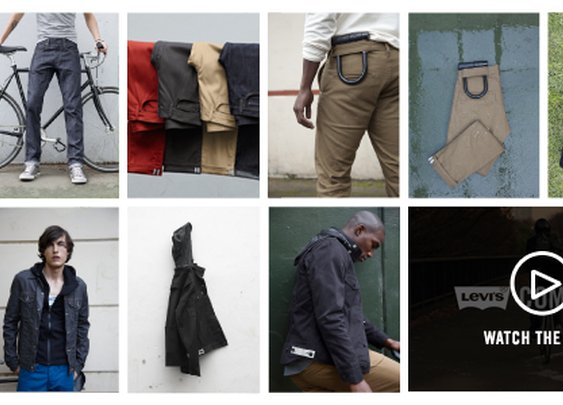 Levi's - The Commuter - Men's Commuter Collection
