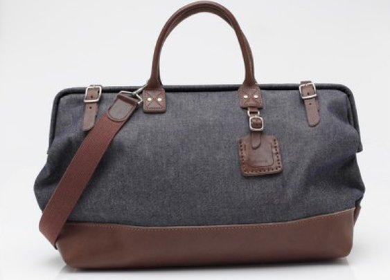 Large Carryall In Dk Blue| Need Supply