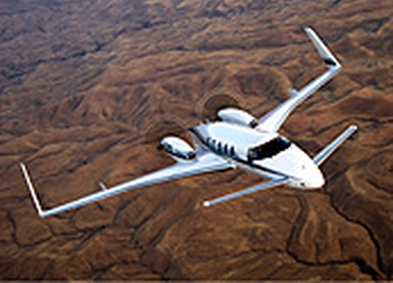 Beechcraft Starship 2000