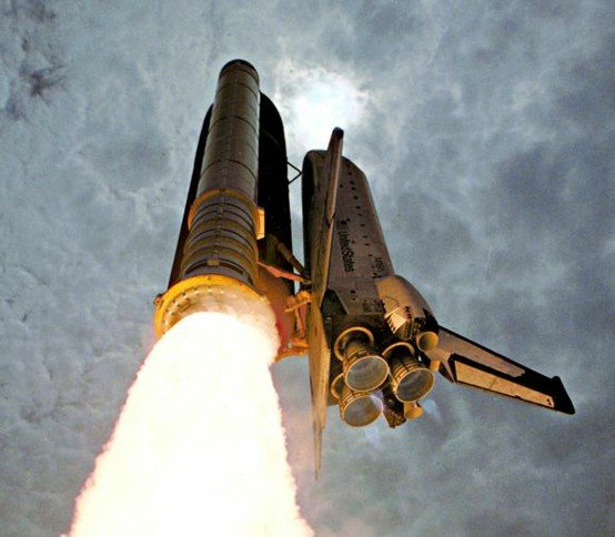 Bad Ass !  Space Shuttle Columbia Awesome!