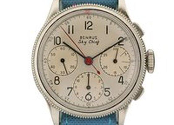 Benrus Sky Chief Vintage Chronograph