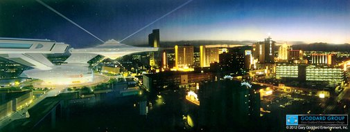 Star Trek Enterprise Almost Became A Las Vegas Reality