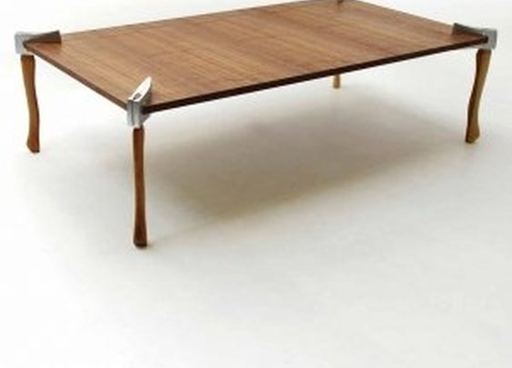 Duffy London - Woodsman Axe Coffee table - Gentlemint