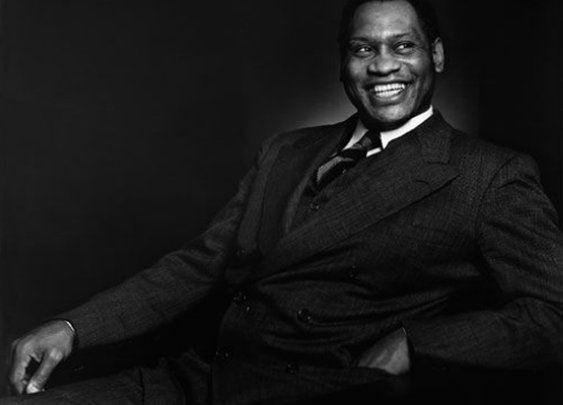 paul robeson. 4.9.1898