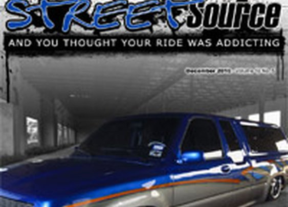 Street Source - The Ultimate Custom Automotive Resource
