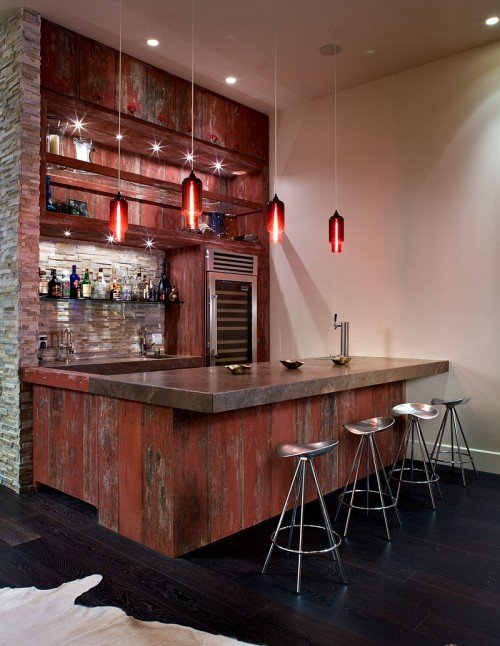 Bar Design, Pictures, and Ideas
