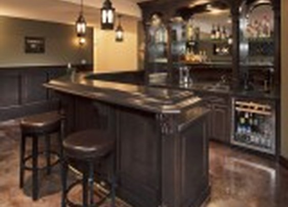 West Hillhurst Escape - traditional - wine cellar