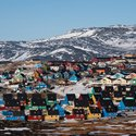 Colorfull City -Greenland
