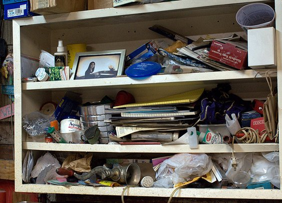 Realize that Clutter Itself Is a Giant Money Sink (99/365) | The Simple Dollar