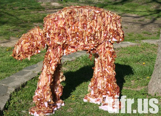 Bacon At At