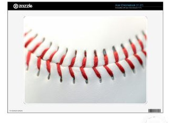 Amazing Zazzle: Zazzle music skin from H. Lehnerer: Baseball