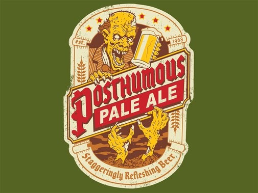 Zombeer - Posthumous Pale Ale