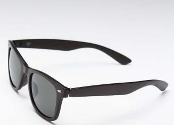 JackThreads - Wink Sunglasses Matte Black