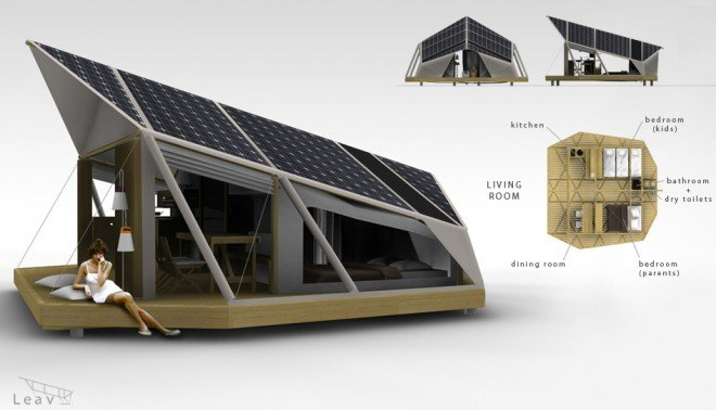 Solar-Powered Tent Concept Makes Roughing It a Little Less Rough | Gadget Lab | Wired.com