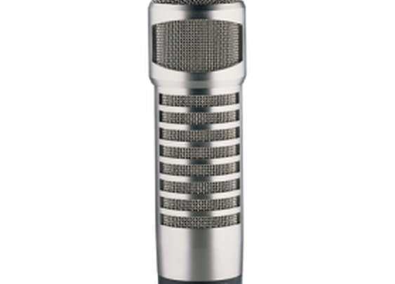 Electro-Voice RE27N/D Broadcast Announcers Microphone