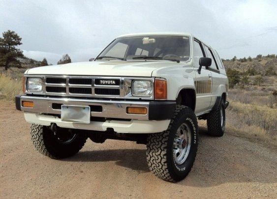 1985 Toyota 4Runner SR5