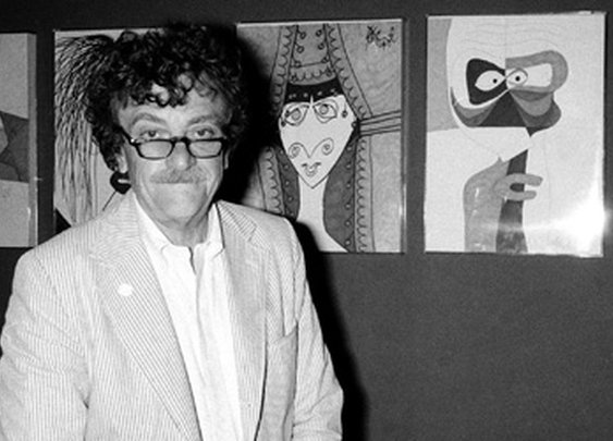 Kurt Vonnegut's 8 Tips on How to Write a Great Story - Entertainment - The Atlantic
