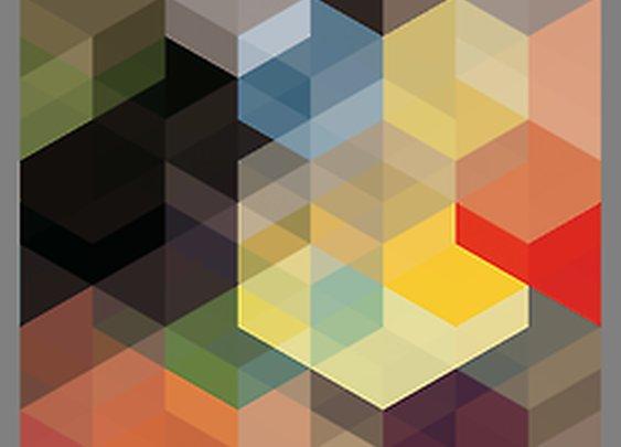 excites   Shop   Simon C Page - Colour Shambles v3 Print #3 - from the CUBEN...