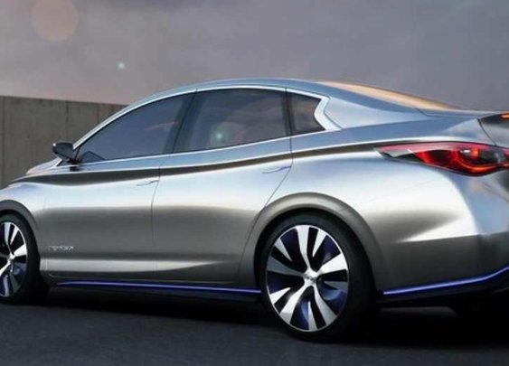 Infiniti LE Electric Likely To Be Built in Tennessee | PluginCars.com