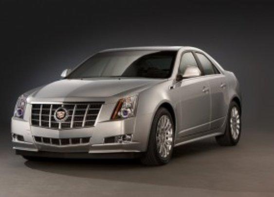 2012 Cadillac CTS -  TotalCarScore 85/100