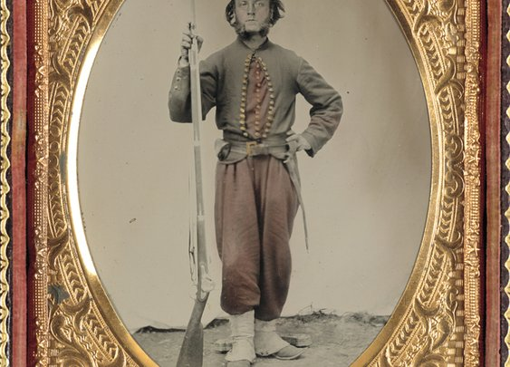 Unknown No More: Identifying A Civil War Soldier : NPR