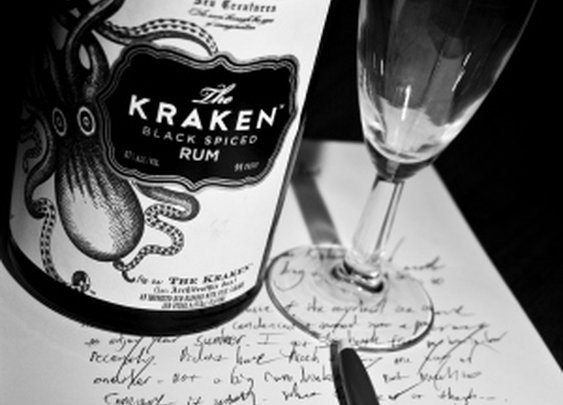 The Kraken Rum Review «  Cocktails, 365