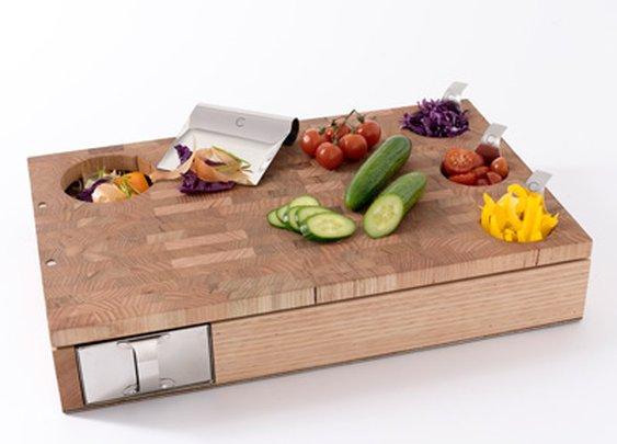 Curtis Stone - Workbench Cutting Board