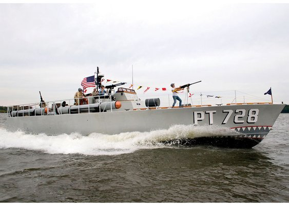 WWII PT Boat