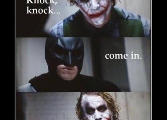 Knock Knock....