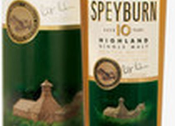 Speyburn — Welcome