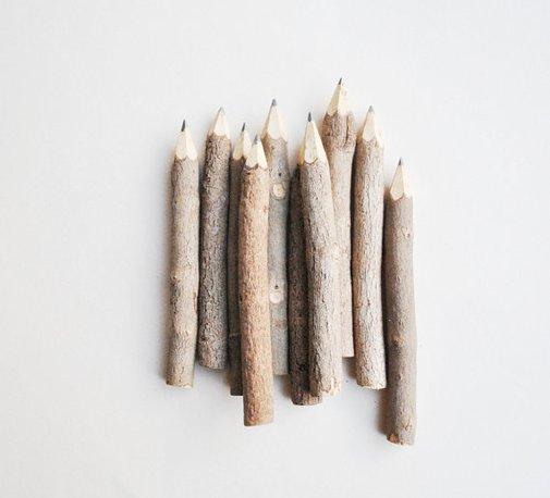 Twig Pencils.