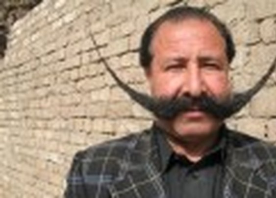 In Pakistan: your moustache or your life