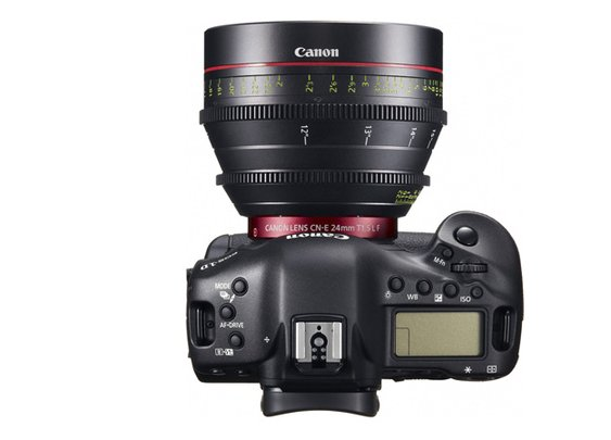 Everything You Really Need to Know About Canon's Announcements at NAB 2012