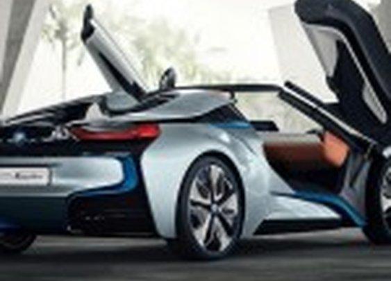 BMW i8 Concept Spyder | Gear Patrol