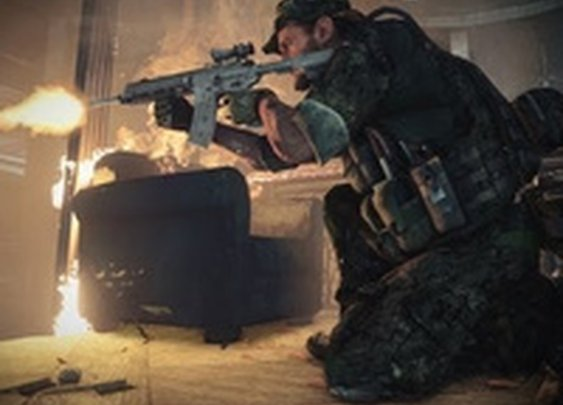 Here's Your First Look at Medal of Honor: Warfighter's Very Dark Gameplay