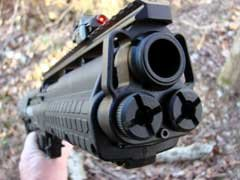 Kel-Tec KSG Bullpup Pump-Action 12 Gauge Fighting Shotgun