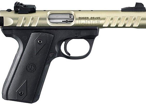 Ruger 22/45 Lite™ Rimfire Pistol Models