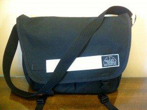 BaileyWorks 253 Courier Bag Review | Modern Vintage Man