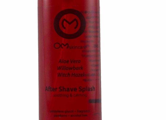 Style Profile: OM After Shave Splash - Uomo Modern Barber - Victoria Barber