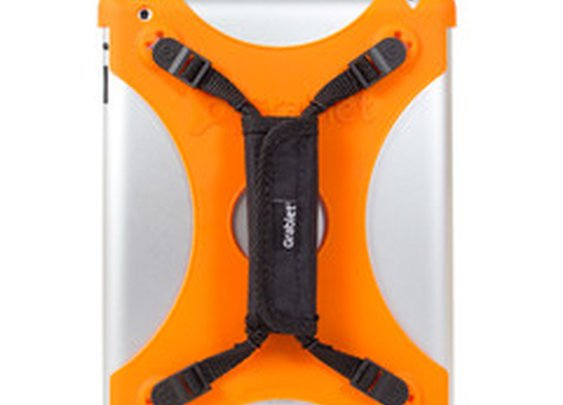 The Grablet | A Multi-functional iPad Case! Don't Drop It, Just Grablet.