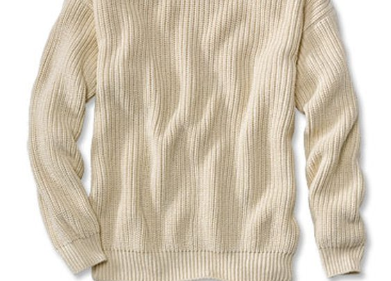 Orvis Cotton Submariner's Sweater