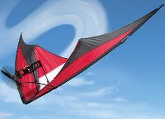 Motorized Stunt Kite » Coolest Gadgets