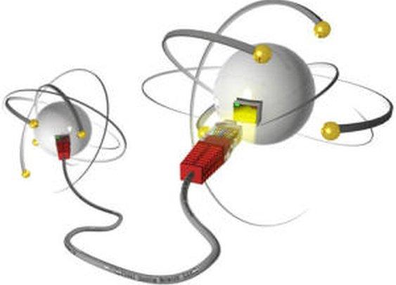 Breakthrough in quantum communication