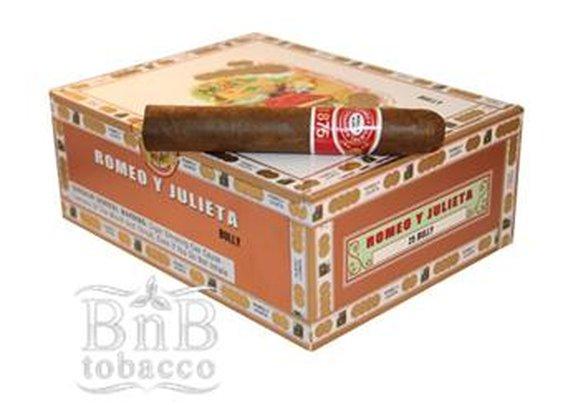 Cigar Devil! Romeo Y Julieta Bully 25ct Box - $84.44!