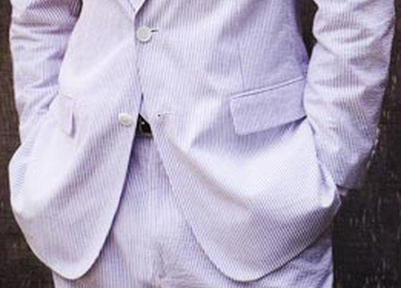Haspel Seersucker Suit