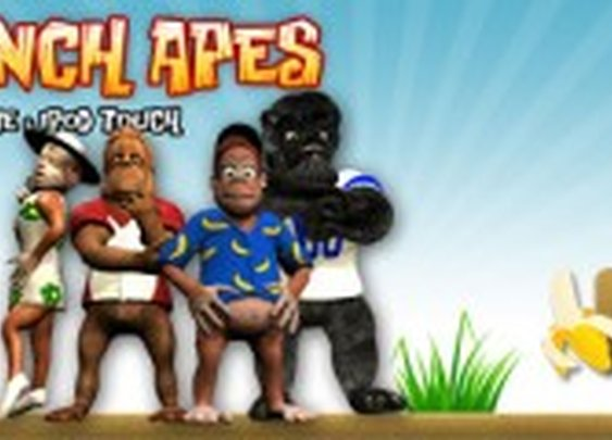 Kickstart the New Strategy Game Sensation: 3 Inch Apes